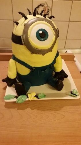 Makerist - Geburtstagstorte - Torten, Cake Pops und Cupcakes - 1