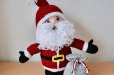 Makerist - Cuddly Santa - 1