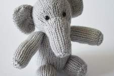 Makerist - Eric the Elephant - 1
