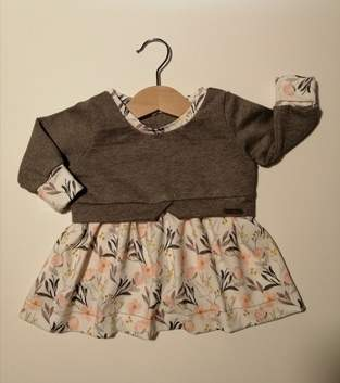 """Girly Sweater"" in Größe 68 ❤️"