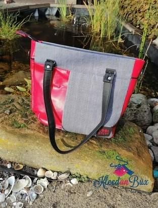 Makerist - Nalu Bag  - 1