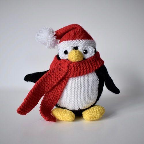 Makerist - Charlie Penguin - Knitting Showcase - 1