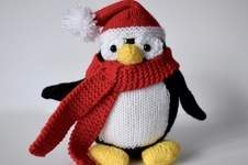 Makerist - Charlie Penguin - 1