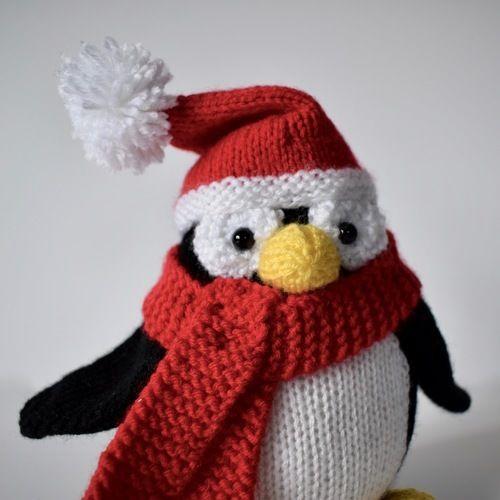 Makerist - Charlie Penguin - Knitting Showcase - 3