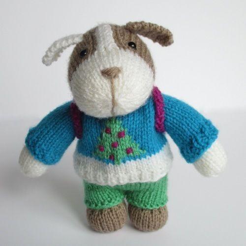 Makerist - Dexter Dog - Knitting Showcase - 1