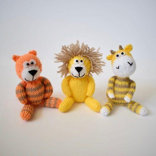 Makerist - Milo and Friends - Knitting Showcase - 1