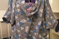 Makerist - Erster eigener Pullover nach eigenem Schnittmuster. - 1