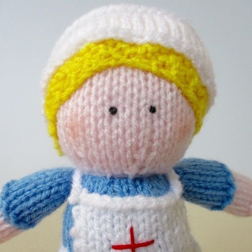Makerist - Nurse Wendy - Knitting Showcase - 2