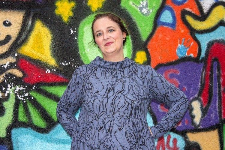 Makerist - Clara von Graustufen-Stoffe im Graffiti-Wald  - Nähprojekte - 2