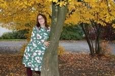 Makerist - Clara von Graustufen-Stoffe rauscht im Herbst-Wald - 1