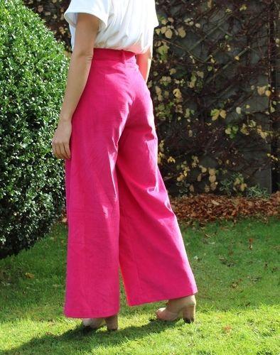 Makerist - Pantalon Palazzo -Kommatia Patterns - Créations de couture - 2