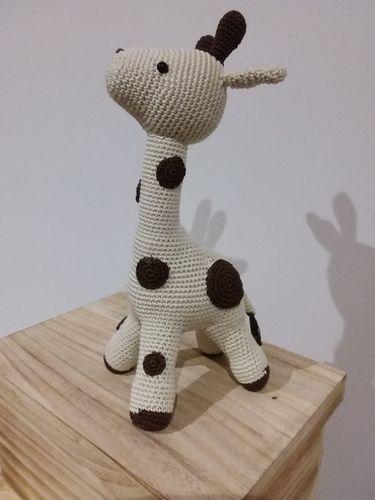 Makerist - Sophie la girafe - Créations de crochet - 1