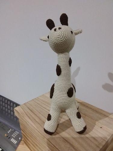 Makerist - Sophie la girafe - Créations de crochet - 2