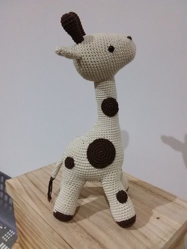 Makerist - Sophie la girafe - Créations de crochet - 3