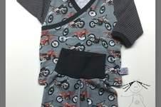 Makerist - Baby-Set aus Schnabelina-Shirt Trotzkopf und Basic-Pumphose - 1