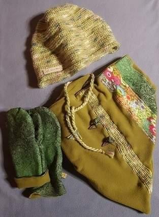 Makerist - Mütze, Tuch und Handschuh - 1