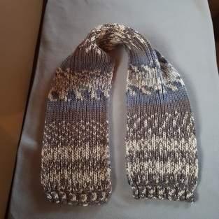 Makerist - Schal für meinen Enkel 12 Jahre - 1