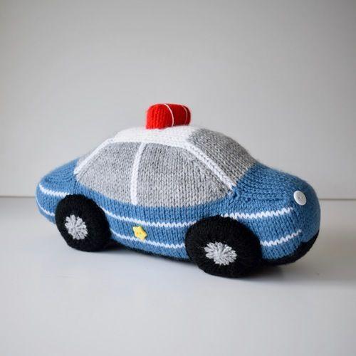 Makerist - Toy Vehicles - Knitting Showcase - 3