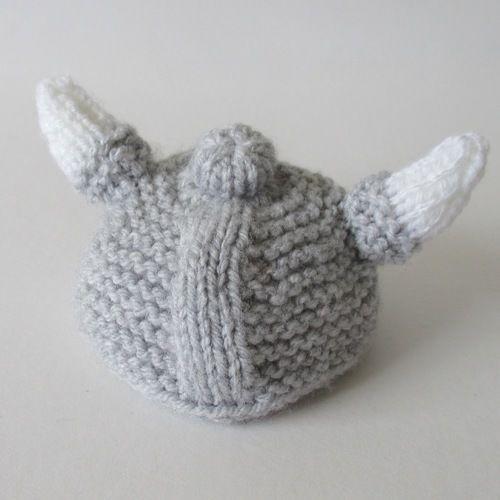 Makerist - Viking Helmet - Knitting Showcase - 1