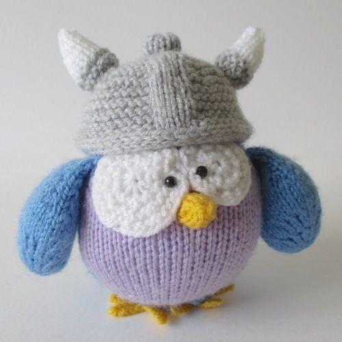 Makerist - Viking Helmet - Knitting Showcase - 2