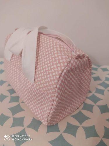 Makerist - Sac fripouille pour ma nièce  - Créations de couture - 1