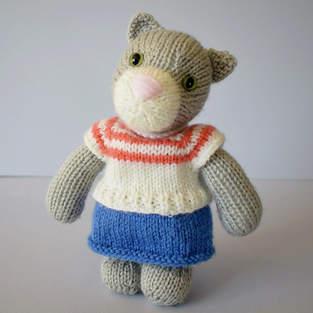 Makerist - Clara Cat - 1