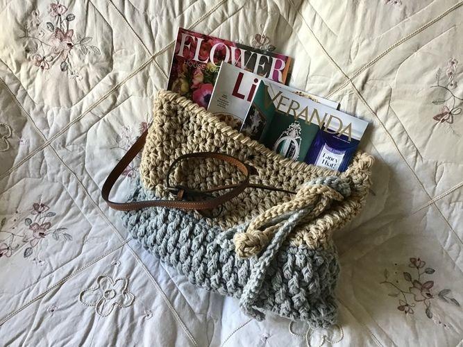 Makerist - Brooklyn Boho Tote Bag  - Crochet Showcase - 2