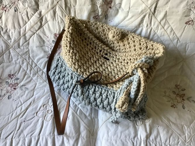 Makerist - Brooklyn Boho Tote Bag  - Crochet Showcase - 3