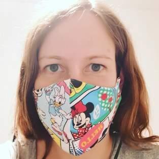 Meine ersten Masken