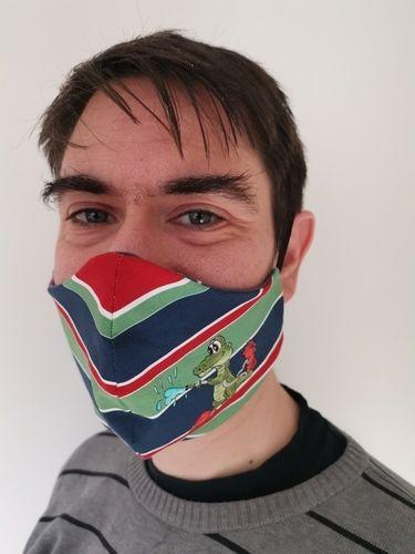 Makerist - Meine ersten Masken - Nähprojekte - 2
