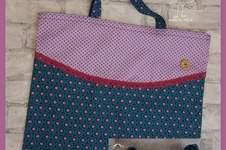 Makerist - Bulli Bag von lila-wie-liebe.de - 1