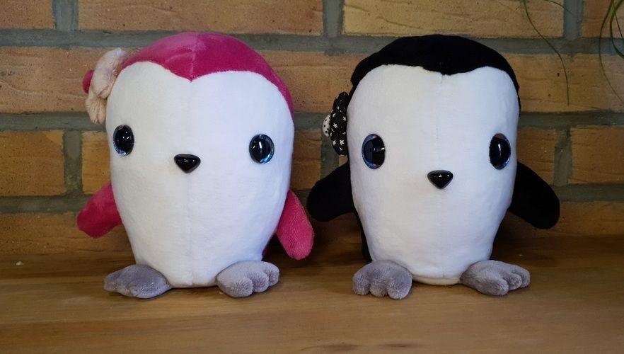 Makerist - Peluche famille pingouins  - Créations de couture - 1