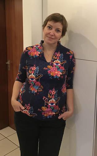 Makerist - Hamsa Shirt - 1