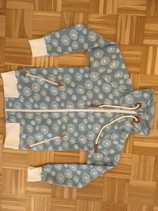 Makerist - DAMEN RAGLAN SWEATJACKE für mich  - 1