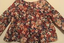 Makerist - Blouse Lombarde T2 ans en Liberty - 1