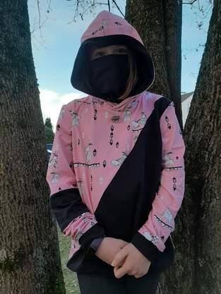 Ninja-Hoodie