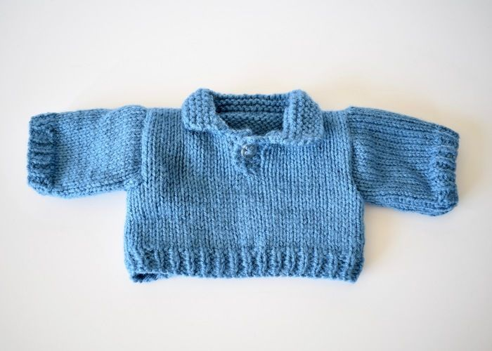 Makerist - Blueberry Sweater - Knitting Showcase - 2