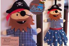 """Makerist - Adventskalender Pirat """"Käpt'n Wildbart"""" - 1"""