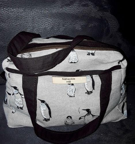 Makerist - Kleine Pinguin-Bag - Nähprojekte - 1