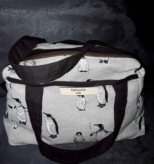 Makerist - Kleine Pinguin-Bag - 1