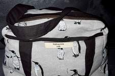 Makerist - Kleine Pinguin-Bag - 1