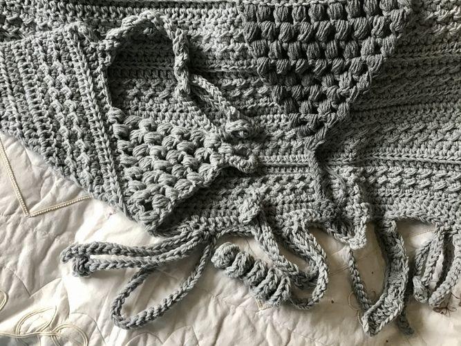 Makerist - Sunday Child Bohemian Blanket  - Crochet Showcase - 1