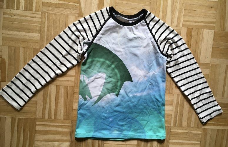 Makerist - Jungs Shirt mit nur einer Seitennaht - Nähprojekte - 1