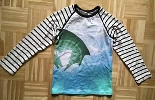 Makerist - Jungs Shirt mit nur einer Seitennaht - 1
