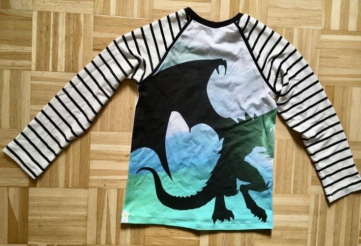 Makerist - Jungs Shirt mit nur einer Seitennaht - Nähprojekte - 2