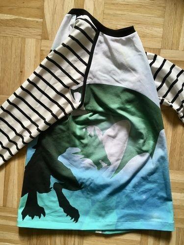 Makerist - Jungs Shirt mit nur einer Seitennaht - Nähprojekte - 3