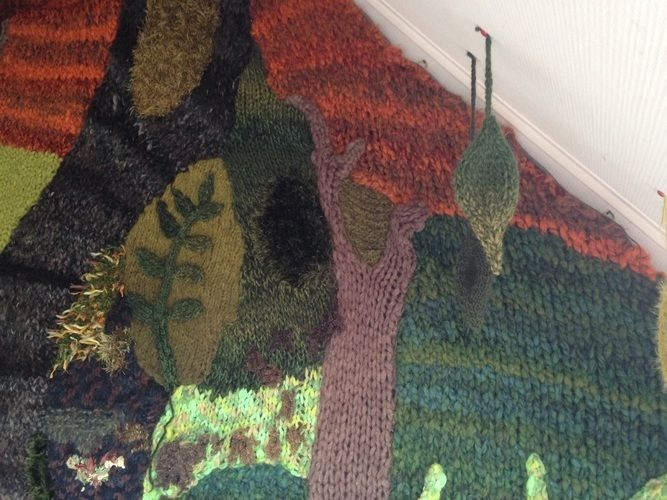 Makerist - Herbstwald - Strickprojekte - 3