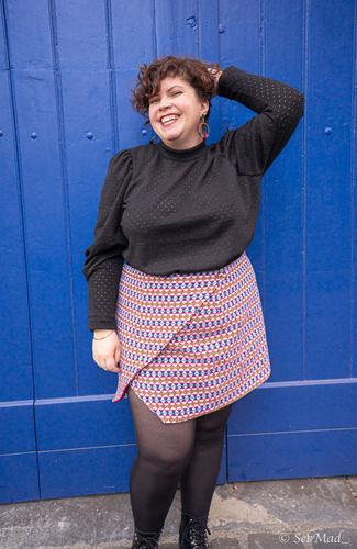 Makerist - Calypso et pull hack Alice - tenue 100% cousue main  - Créations de couture - 1
