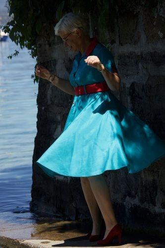 Makerist - Kleid Jean  - Nähprojekte - 1