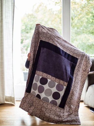 Makerist - Luxus Wickelunterlagen-Bezug - Nähprojekte - 2